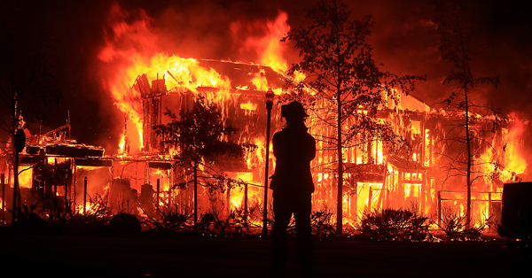 2 Of 18 The Valley Fire Ca Total Destruction At An Apartment Plex With Well Over 100 Units In Middletown Sunday Sept 13 2016 Kent Porter